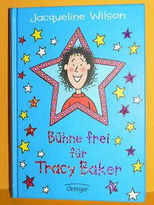Bühne frei für Tracy Baker - Oetinger-Verlag - Neu -