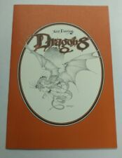 Lela Dowling's Dragons 1979- Art Portfolio Signed & Numbered 676/2000