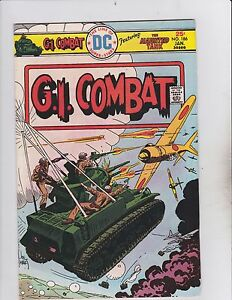 DC Comics!  G.I. Combat! Issue 186!