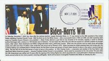 6° Cachets 5523 Joe Biden Kamala Harris Win 2020 Election
