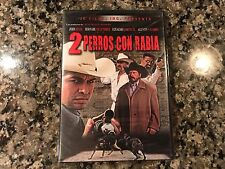 2 Perros Con Rabia New Sealed DVD! Spanish Mexi Action!