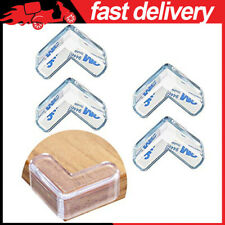 4-Pack L-Shaped Proofing Edge & Table Corner Guards Edge Advanced Protector