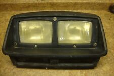 1999 Yamaha Big Bear YFM350 4x4 ATV YFM 350 Front Headlight Lens Head Light 99