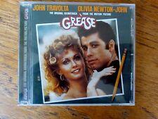 GREASE ::ORIGINAL SOUNDTRACK :CD :John Travolta etc(Like New) See all 12 photo's