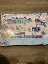 Bath Bomb Kit And Soap Kit