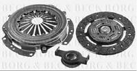HK8055 BORG & BECK CLUTCH KIT 3-in-1 fits Ford Escort,Fiesta,Orion 1.6