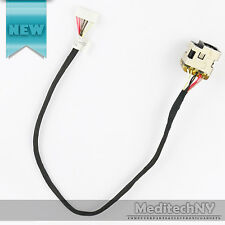 New! HP G62 Laptop DC Jack Power Socket Port Plug Connector Cable Harness 7PIN