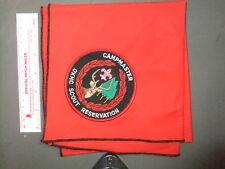 Boy Scout Old Kentucky Home Council Campmaster Neckerchief 5662FF