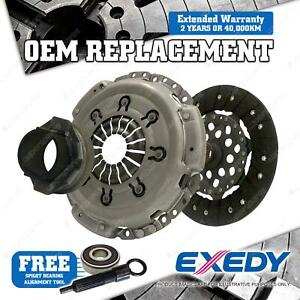 Exedy Clutch Kit for Holden Rodeo TF Utility 2.6L 07/1988 - 05/1998