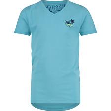 VINGINO BOYS BASIC T-SHIRT HARIMANI PACIFIC BLUE NEU SOMMER 2019 Gr.140 /  10 Y