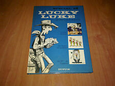 LUCKY LUKE SPECIAL 9-FRANCES-1976-PERFECTO ESTADO-TAPA DURA