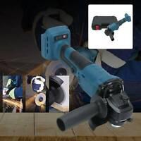 "18V Brushless Angle Cordless Grinder 110mm 4"" Cutting tool body ONLY UK"