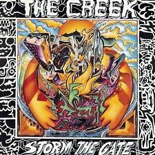 LP-THE CREEK-STORM THE GATE-UK 1989-N.MINT/N.MINT