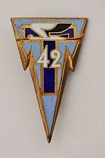 Insigne 42° Régiment de Transmission Drago Béranger