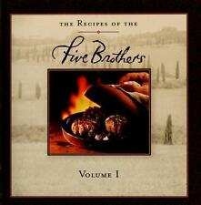 The Recipes of the Five Brothers: Volume I, Amazon.com Books Delivers, Good Book