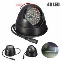 48 LED IR Infrared Night Vision Illuminator Light Lamp  For CCTV IP Camera 360°