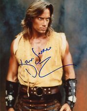 "~~ KEVIN SORBO Authentic Hand-Signed ""Hercules: The Legendary"" 8x10 Photo ~~"
