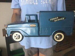 Vintage Tonka Toys Pressed Steel Truck 1959