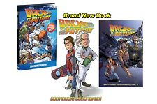 BTTF: Build The DeLorean: Continuum Conundrum Graphic Novel - New