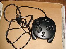 Sega Saturn 3D Analog Controller Control Pad Black MK-80117 US