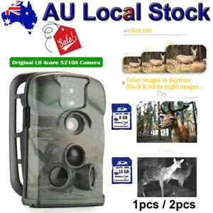1X / 2X Hunting Camera Trail Security Farm IR Cam Scouting LittleAcorn Ltl-5210A