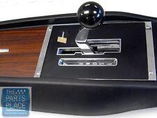 1968-69 Chevrolet Camaro Hurst Dual Gate Automatic Shifter Setup
