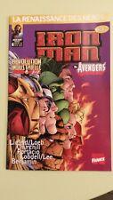 comics iron man la renaissance des héros n°6