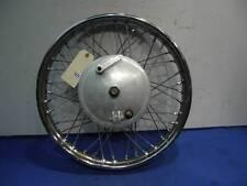 BSA Pre Unit Front Wheel, A7, A10, B33,  D16