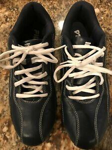 Mens Blue Fila Sneaker size 9.5