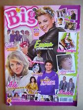 BIG n°164 2012 - Emma Marrone Alessandro Amoroso Avril Lavrigne  [G455]