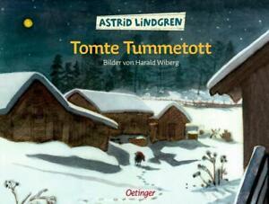 Tomte Tummetott Astrid Lindgren