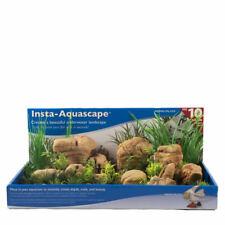 New listing Penn Plax 2 pieces Insta-Aquascape aquarium Aquascaping fit 10 gallon fish tank