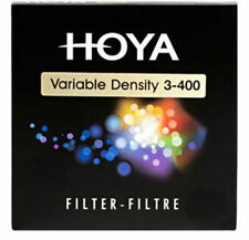 Hoya densidad variable 58 mm 58 mm NDx3-400 ND3-ND400 Cámara Lente Filtro neutro