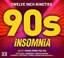 TWELVE INCH 90S: INSOMNIA - NEW CD COMPILATION