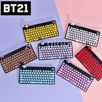 [BT21 X Royche] Official Authentic Goods Wireless Keyboard BTS 7Characters NEW