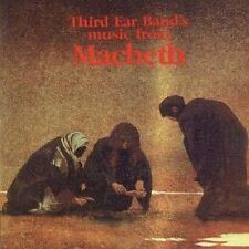 THIRD EAR BAND - MACBETH  CD NEU