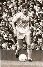 ORIGINALE stampa foto Liverpool FC Ronnie Whelan SETTEMBRE 1984 (2)