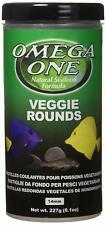 Omega One Veggie Rounds 8.1 oz