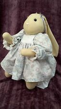 Vintage Lop-eared Large-footed Sitting Bunny - Craft - Rare-Nursery- Baby-Easter
