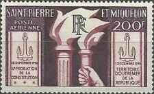 Timbre St Pierre et Miquelon PA26 * lot 28396 - cote : 19 €