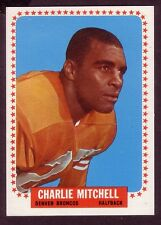 1964 TOPPS CHARLIE MITCHELL  CARD NO:55 NEAR MINT CONDITION