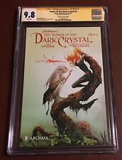 Jim Henson'S Power Of The Dark Crystal #3✳1st Print✳Cgc Ss 9.8✳Signed By Jae Lee