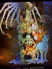 DIABLO 3 MODDED BARBARIAN PRIMAL SET PATCH 2.6 GOD MODE GRIFT 150 NEVER DIE PS4