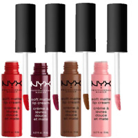 NYX Soft Matte Lip Cream Lipstick Professional Makeup