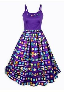 DISNEY PARKS PIXAR INSIDE OUT THE DRESS SHOP WOMEN'S SIZE 3XL NWT IN HAND