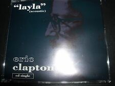 Eric Clapton Layla CD Single – Like New