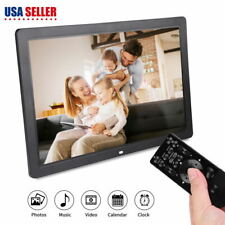 3 Sizes Digital Photo Frame Electronic Picture Video Player Movie Album Dispaly