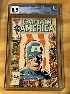 Captain America 323