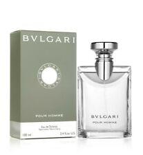 Bvlgari Pour Homme Classic 3.4 Oz 100ml EDT Spray For Men