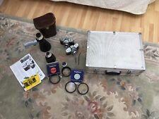Voigtländer Bessamatic Cameras Lenses & equipment.